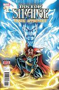 Doctor Strange Mystic Apprentice Cover
