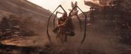 Iron Spider (Saving Mantis)