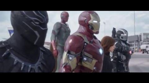 Marvel España Capitán América Civil War Spot TV HD