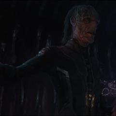 Maw dispuesto a asesinar a Nebula.