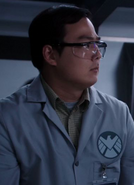 S.H.I.E.L.D. Scientist 1 (The Magical Place)