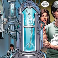 Pietro y Wanda se someten a los experimentos de HYDRA.