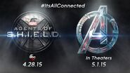Agents of S.H.I.E.L.D. and Avengers - Age of Ultron - Promotional