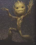Baby Groot CA 3