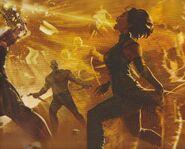 Battle of Titan concept art 16