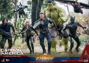 Captain America Infinity War Hot Toys 6