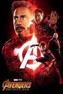 Infinity War Stone Posters (Logo Version) 05