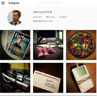 Instagram Danny Rand
