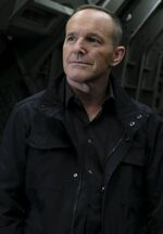 Phil Coulson-Chronicom LMD - Profile