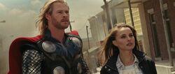 Thor Jane town