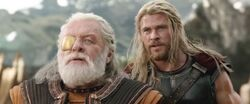 Thor Ragnarok-ThorPinsOdinsFace