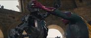 Vision vs Ultron