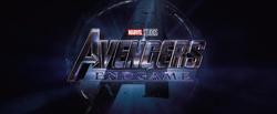 AvengersEndgame Logo