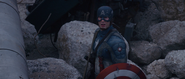 Captain America - Saved by Sergeant Barnes