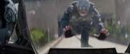 Captain America Quinjet Flip