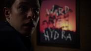 Fitz Ward is HYDRA