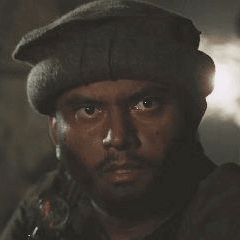 Actor desconocido como Terrorista de los Diez Anillos #6