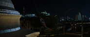 Iron Spider Swinging