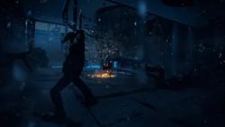 Rand destruye la oficina