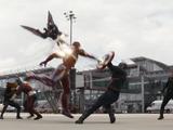 Enfrentamiento entre los Vengadores