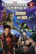 GOTG Friends and Foes