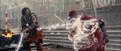 Iron Man VS Vanko IM2