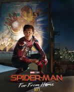 Iron Spider FFH Poster