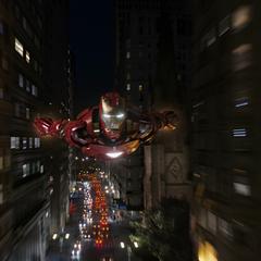 Stark se dirige a la recién inaugurada Torre Stark.