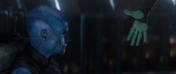 Nebula & Gamora