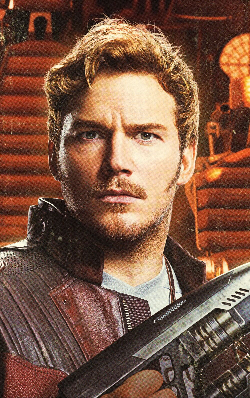 MBTI enneagram type of Peter Quill/Star-Lord