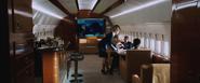 Tony Stark's Plane