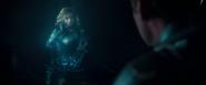 Carol Danvers Hologram