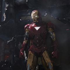Stark a punto de salir a reparar el Helicarrier.