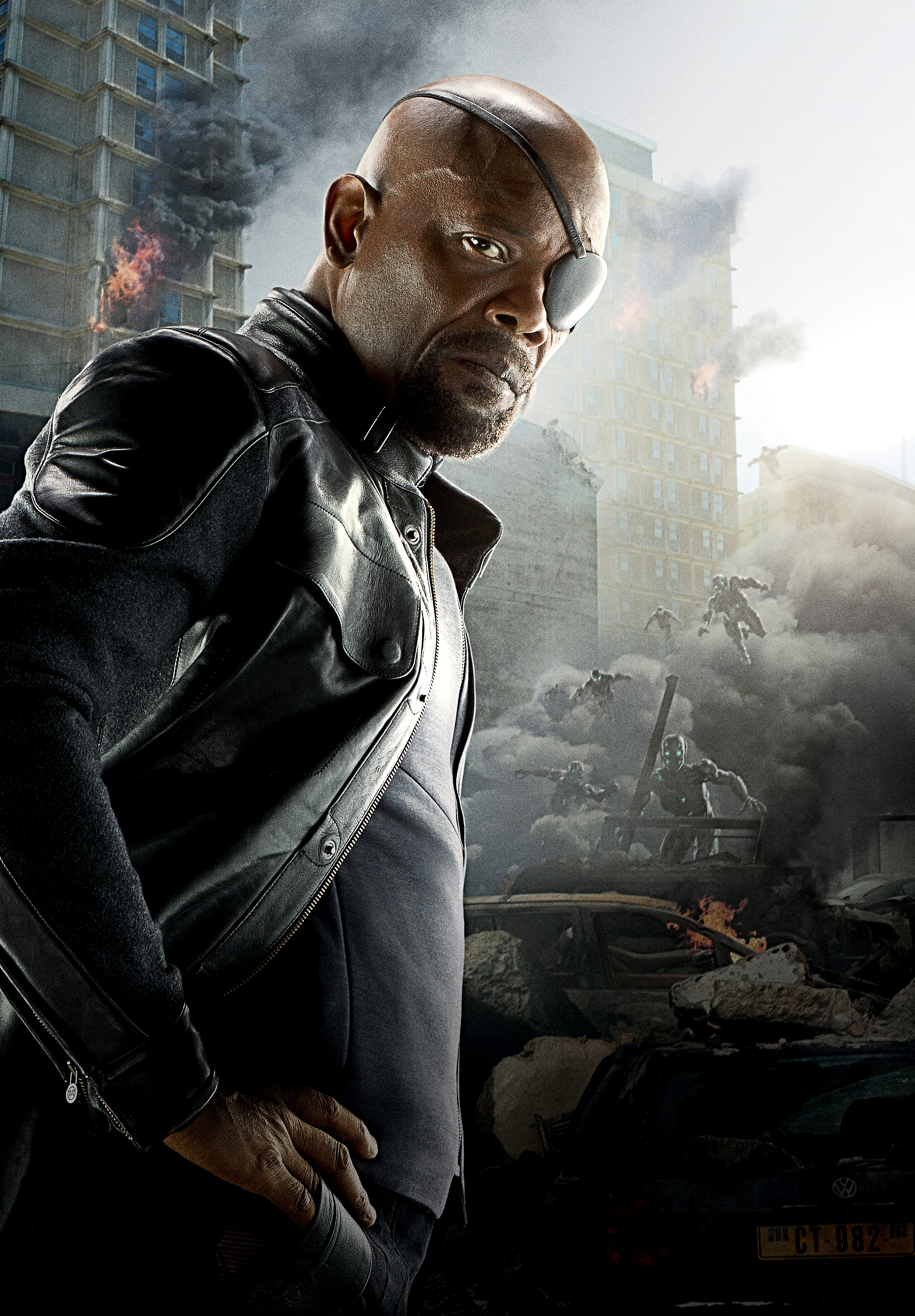 Nick Fury Marvel Cinematic Universe Wiki