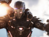 War Machine Armor: Mark IV