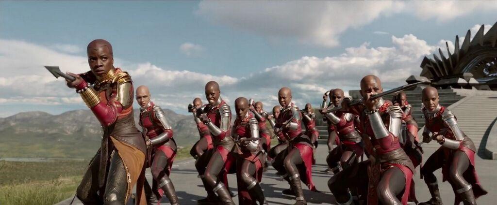 Wakanda Black Panther afrofuturism