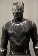 Civil War - Black Panther BTS 3