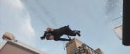 Hawkeye dive