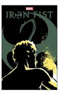 Iron Fist rejected poster 1