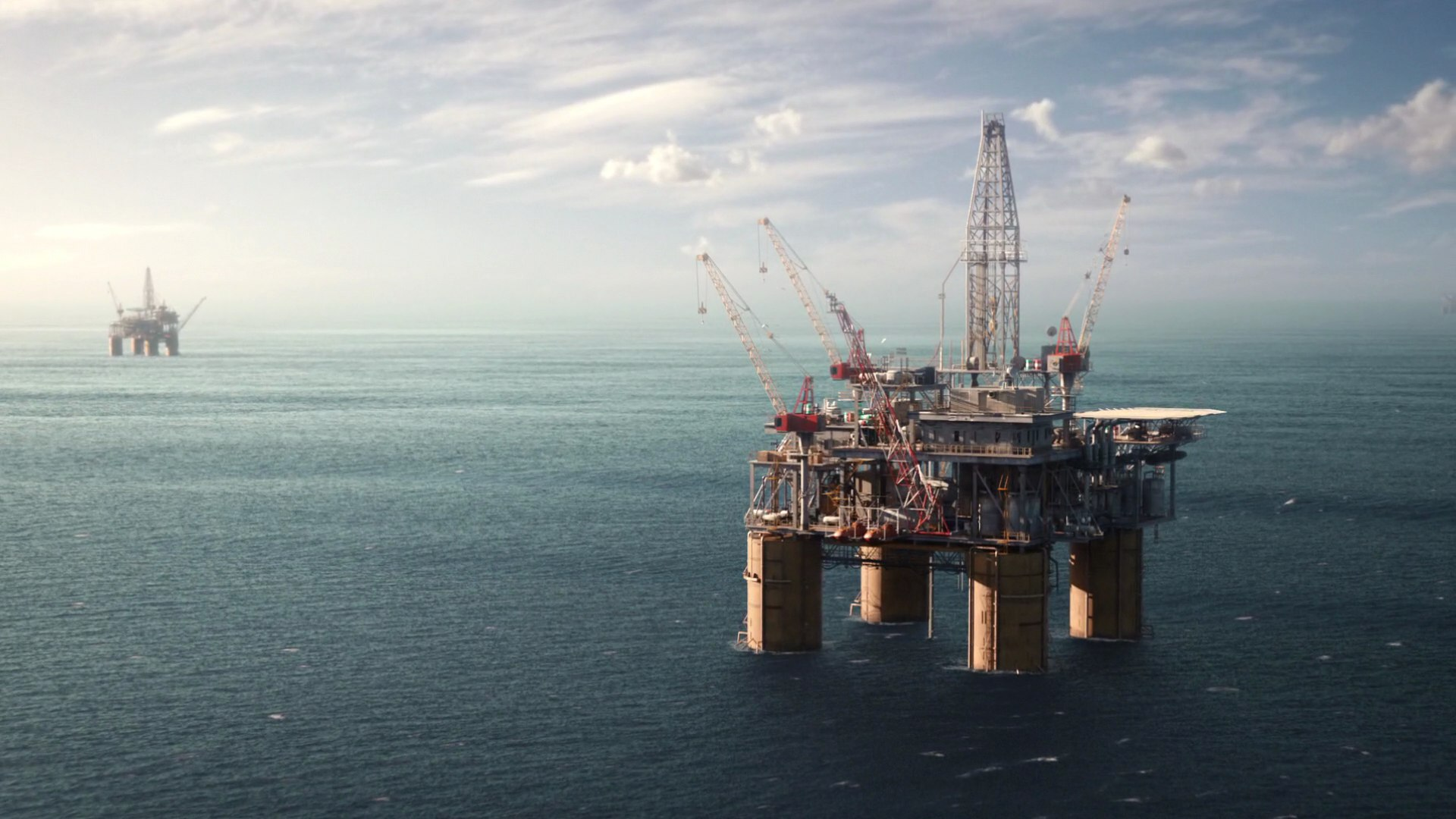 Ivanov Oil Platform | Marvel Cinematic Universe Wiki