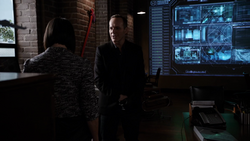 MHOT Coulson's office
