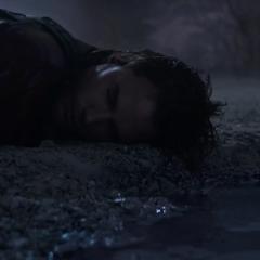 Quill cae inconsciente tras ser golpeado.