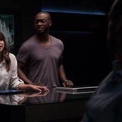 Skye habla sobre su relación con Ward.