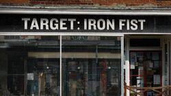 Target- Iron Fist