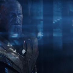 Thanos descubre el plan de los Vengadores.