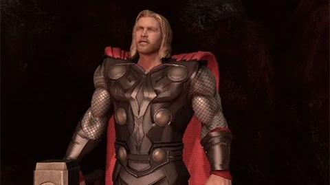"""Thor God of Thunder"" Voice Over Trailer"