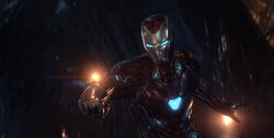 AIW - Iron Man (Mini Missile)