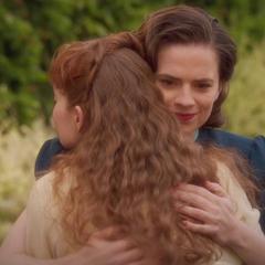 Carter se reencuentra con Ana.