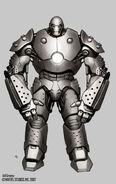 Iron Man 2008 concept art 28