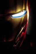 Iron Man Film Textless Teaser Poster